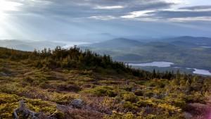 Summit view from White Cap (Photo by Joe Lyon)